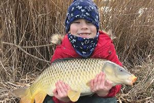 DAN Belkon's lad with a nice Furzton common