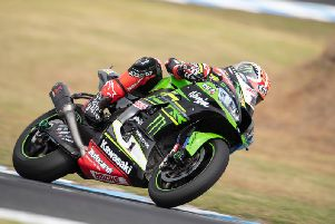 Jonathan Rea began the 2019 World Superbike Championship with three runner-up finishes at Phillip Island in Australia in February.
