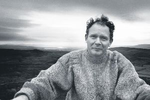 The late Martin McGuinness.