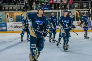 MK Lightning vs Guildford Flames | Pic: ELR Photography