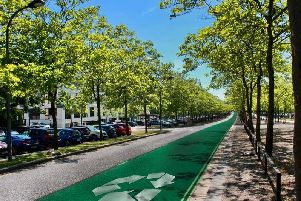 How the greenways will look