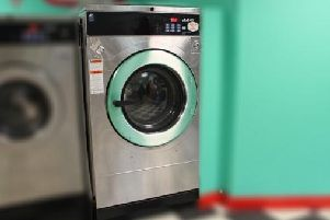 Elvis the voice-activated washing machine