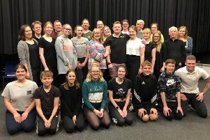Odyssey Theatre group