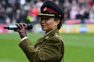 Armed Forces at MK Dons