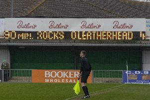 There have been a number of frustrating afternoons at Nyewood Lane for fans / Picture by Tommy McMillan