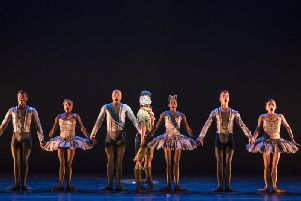 A previous production by Ballet Black. Picture: Bill Cooper
