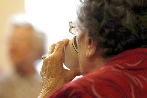 Growing numbers of elderly people in Milton Keynes