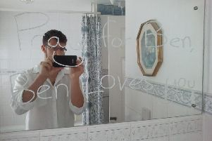 Ben Field mirror message from God