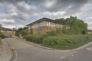The office block could be turned into flats