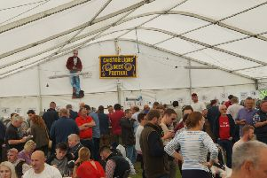 Marquees mean the fun will continue whatever the weather