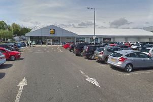 Lidl Larne. Pic by Google.