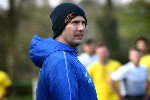 Boss Lee Mann is looking forward to his first pre-season at Asfordby FC EMN-190626-184201002