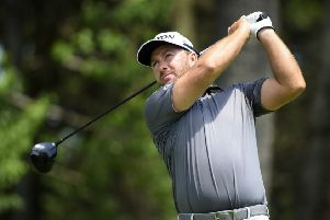 Graeme McDowell.  Pic by Nathan Denette/The Canadian Press via AP.