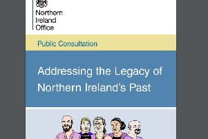 The Northern Ireland Office consultation on the proposals for legacy