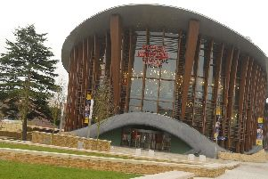 Aylesbury Waterside Theatre