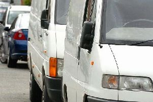 Police have issued advice to follow if your van is broken into