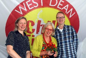 West Dean Chilli Fiesta has been cancelled on Saturday due to the weather conditions predicted by the Met Office. Pictured is 2018's event. Picture: Derek Martin