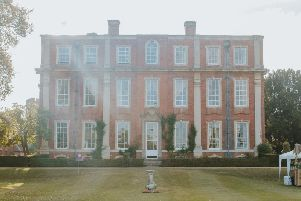 Chicheley Hall MK