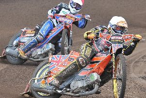 Jason Garrity will make his debut for Peterborough Panthers this evening