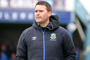 Linfield boss David Healy
