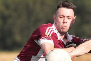 Peter Hagan was superb as Banagher shocked Swatragh to make the O'Neill's Derry Senior Football Championship semi-finals.