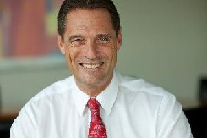 Peter Fankhauser, chief executive of Thomas Cook.