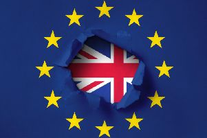 The U.K. is due to leave the E.U. on October 31, 2019.