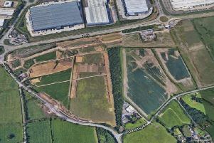 Development land in the Wavendon area of Milton Keynes