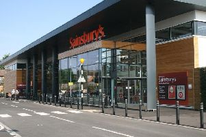 The Sainsbury's store in question