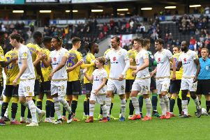 MK Dons vs Coventry City