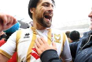 Russell Martin is the new MK Dons manager
