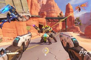 Overwatch on Switch