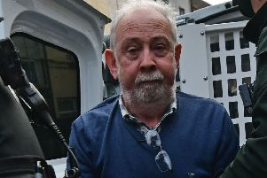 John Downey handed himself in to authorities in the Republic last month