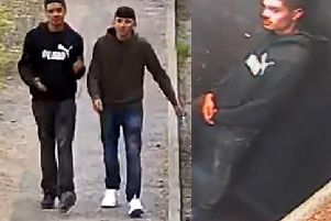 Do you recognise the people in the CCTV image?