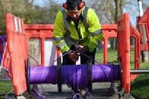 Cityfibre is laying cable all over MK