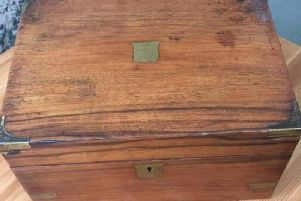 The box was similar to this