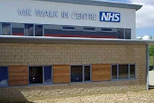 The centre is on the hospital site