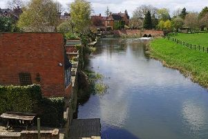 The Middle River Great Ouse