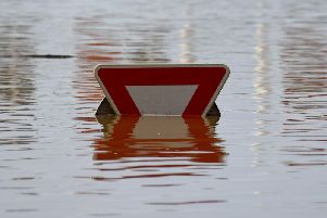 Minor flooding may occur in and around the Milton Keynes area