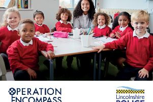 Operation Encompass for primary schools in Lincolnshire. EMN-200114-162111001