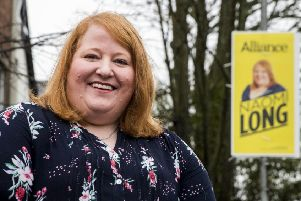 Justice Minister Naomi Long says she is working to resolve the issue as soon as possible. Photo: Liam McBurney/PA Wire