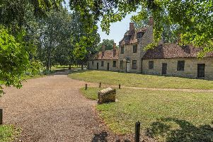 Great Linford Manor park