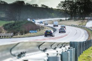 It is claimed the 'Violet Route' for dualling the A96 could endanger Fyfe House