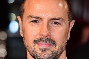 Paddy McGuinness who is to be one of the new hosts of the BBC's Top Gear from next year.