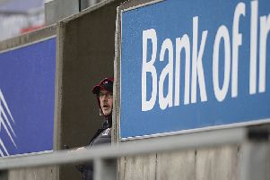 Ulster Rugby Head Coach Dan McFarland pictured during Captain's Run at the Kingspan Stadium in Belfast.
