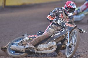 Craig Cook in action for Panthers in 2016.
