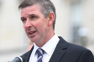 Ian Marshall, ex-president of the Ulster Famers Union