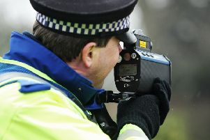 Police conducted speed tests EMN-190901-145501001