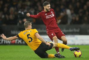 Adam Lallana linked with Rangers move.