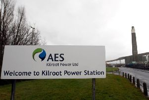 Kilroot Power Station